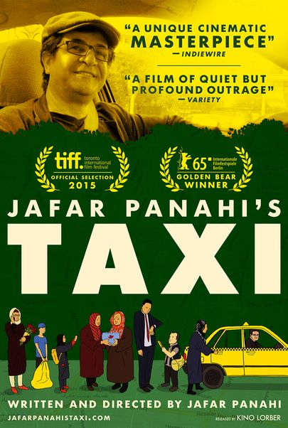 """Movie poster for """"Taxi"""""""