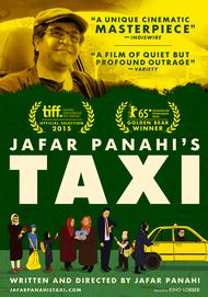 "Movie poster for ""Taxi"""