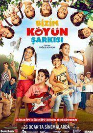 "Filmplakat für ""Bizim Köyün Sarkisi"""