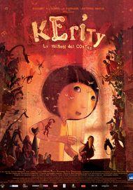 """Movie poster for """"KERITY LA MAISON DES CONTES"""""""