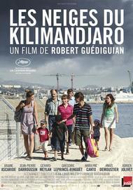 """Movie poster for """"LES NEIGES DU KILIMANDJARO"""""""
