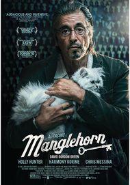 """Movie poster for """"MANGLEHORN"""""""