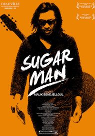 "Movie poster for ""Searching for Sugar Man"""