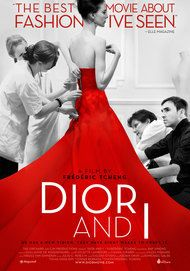 "Movie poster for ""DIOR AND I"""