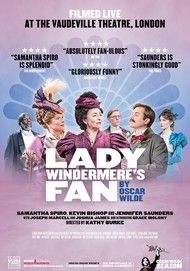 "Movie poster for ""LADY WINDERMERE'S FAN"""
