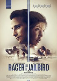 "Movie poster for ""RACER AND THE JAILBIRD"""