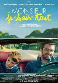 """Affiche du film """"MONSIEUR JE-SAIS-TOUT"""""""