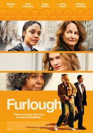 "Movie poster for ""FURLOUGH"""