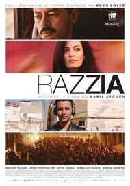 "Movie poster for ""RAZZIA"""