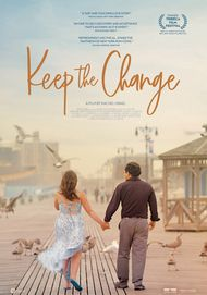 "Movie poster for ""KEEP THE CHANGE"""