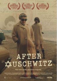 "Movie poster for ""AFTER AUSCHWITZ"""