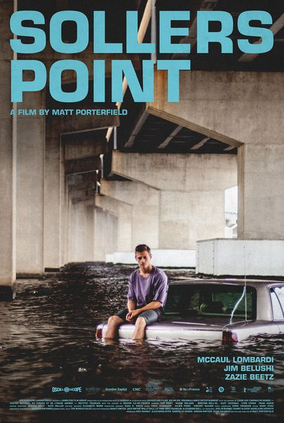 """Movie poster for """"SOLLERS POINT"""""""