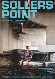 "Movie poster for ""SOLLERS POINT"""