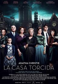 """Póster para """"LA CASA TORCIDA"""""""
