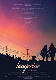 "Movie poster for ""TANGERINE"""