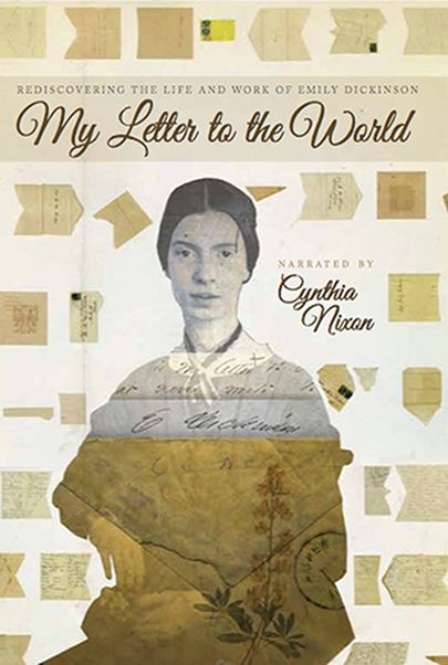 "Movie poster for ""MY LETTER TO THE WORLD"""