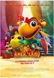 """Póster para """"EL AMERICANO: THE MOVIE"""""""