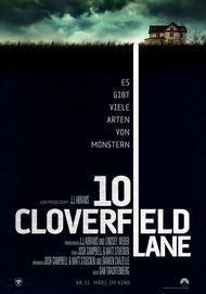 """Filmplakat für """"10 Cloverfield Lane"""""""