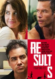 "Movie poster for ""RESULTS"""