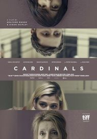 "Movie poster for ""CARDINALS"""