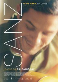 """Movie poster for """"SANZ: LO QUE FUI ES LO QUE SOY"""""""