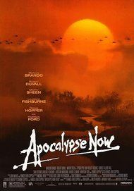 "Movie poster for ""APOCALYPSE NOW"""