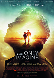 "Filmplakat für ""I Can Only Imagine"""