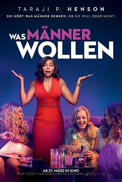 """Filmplakat für """"Was Männer wollen"""""""