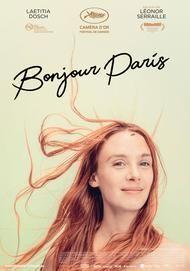 "Filmplakat für ""Bonjour Paris"""