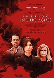 """Movie poster for """"Intrigo: Dear Agnes"""""""