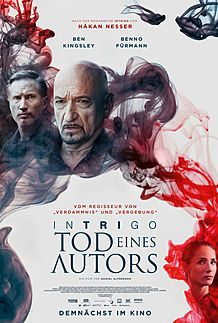"Movie poster for ""Intrigo: Death of an Author"""