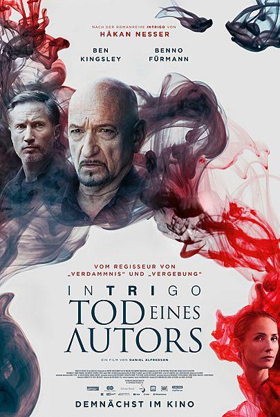 """Filmplakat für """"Intrigo: Tod eines Autors"""""""