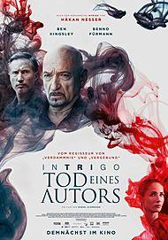 "Movie poster for ""Intrigo: Death of an Author"""