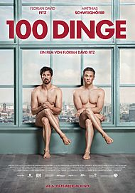 "Filmplakat für ""100 Dinge"""