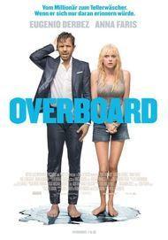 """Filmplakat für """"Overboard"""""""