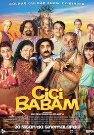 """Filmplakat für """"Cici Babam"""""""