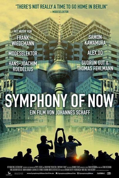 "Filmplakat für ""Symphony of Now"""