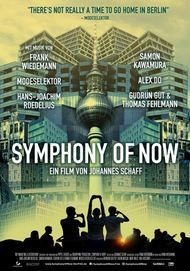 "Filmplakat für ""Symphony of Now"""