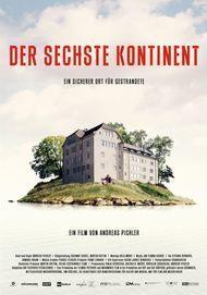 """Filmplakat für """"Der sechste Kontinent"""""""