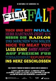 "Movie poster for ""Filmfalt - Die Kurzfilmrolle der FH Kiel"""