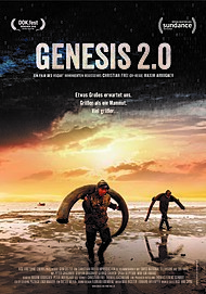 "Movie poster for ""GENESIS 2.0"""