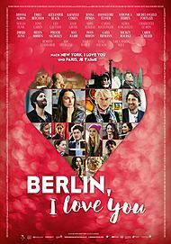 "Filmplakat für ""Berlin, I Love You"""