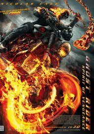 "Filmplakat für ""Ghostrider 2 - Spirit of Vengeance"""