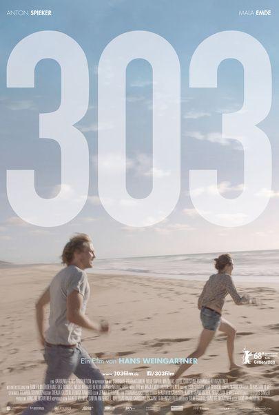 """Filmplakat für """"303"""""""