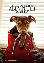 """Filmplakat für """"Die unglaublichen Abenteuer  von Bella"""""""