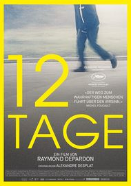 """Filmplakat für """"12 Tage"""""""