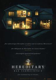 """Filmplakat für """"Hereditary - Das Vermächtnis"""""""