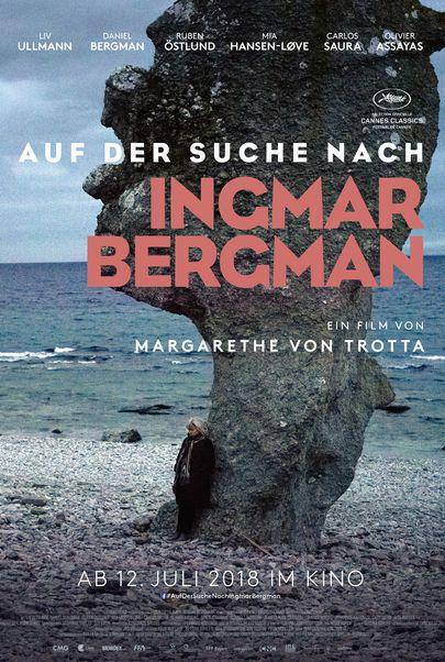 """Filmplakat für """"Auf der Suche nach Ingmar Bergman"""""""