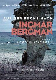 """Movie poster for """"Auf der Suche nach Ingmar Bergman"""""""