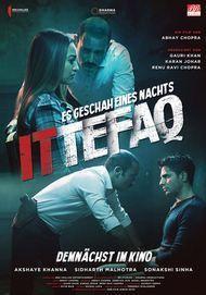 """Filmplakat für """"Ittefaq - Es geschah eines Nachts"""""""